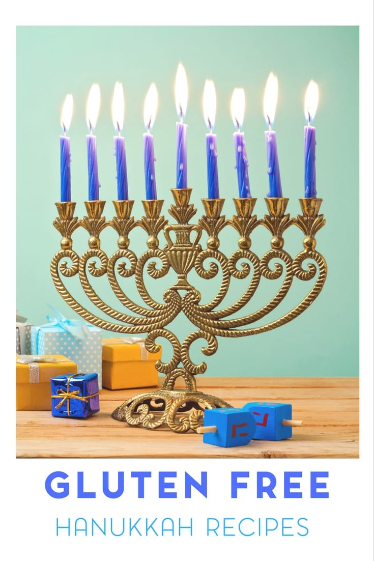 Are you gluten free? Here are a few gluten free Hanukkah recipes to try.