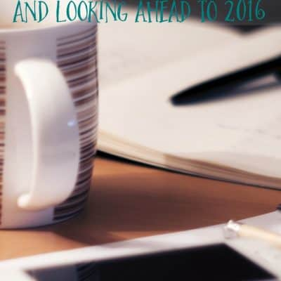 2015 in Review and Planning for 2016