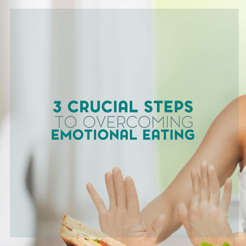 How to Stop and Overcome Emotional Eating
