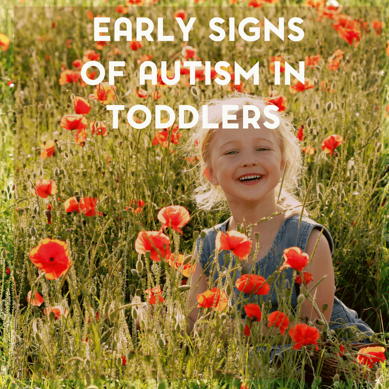 How to Recognize Signs of Autism in Toddlers