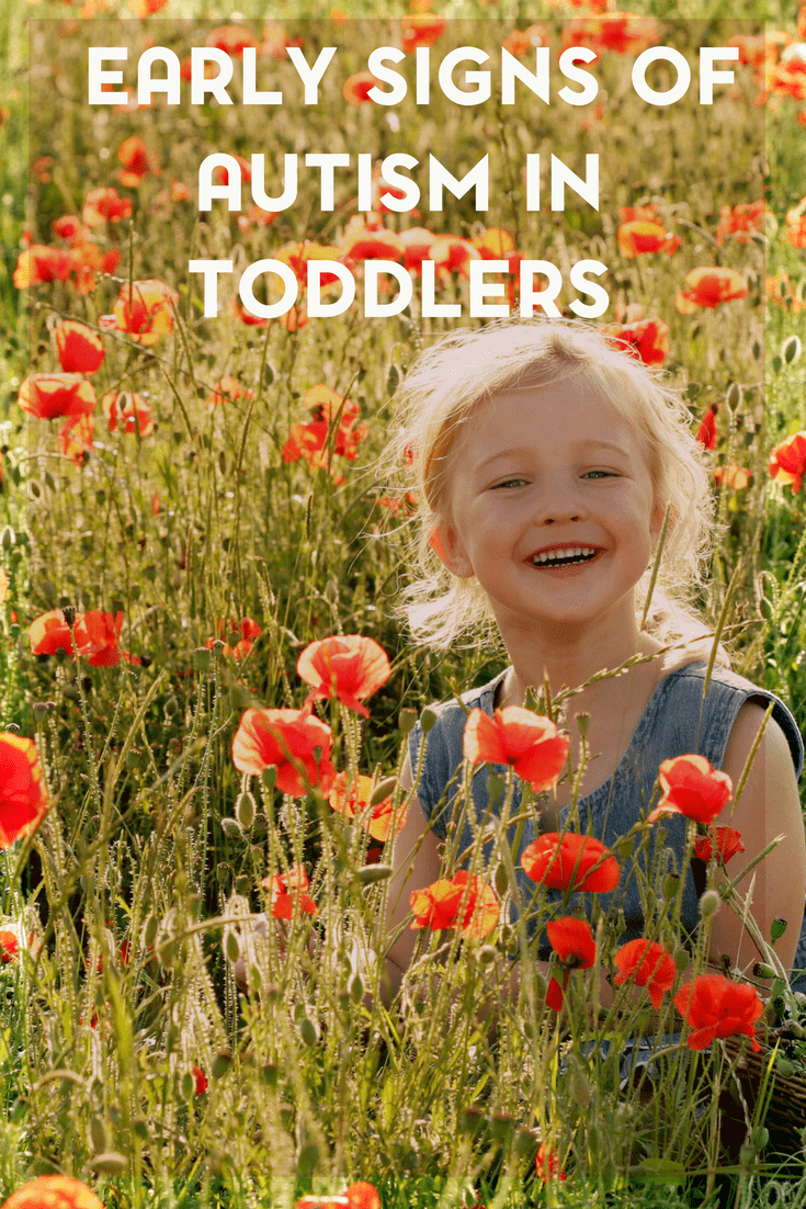 Would you know what to look for when it comes to the early signs of autism in toddlers?