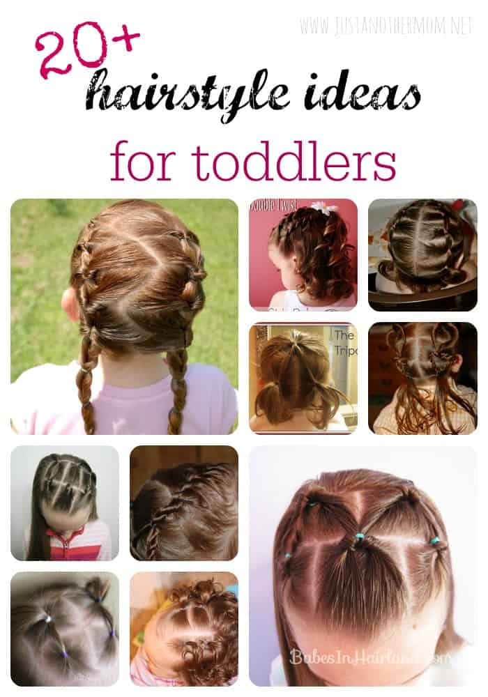 hairstyle ideas for toddlers