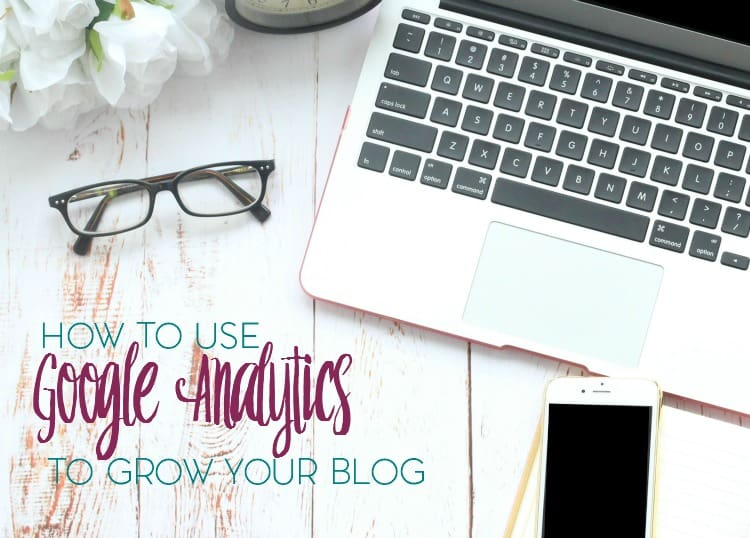 Google analytics is the industry standard for tracking data. Let's explore how to use google analytics to grow your blog and business.