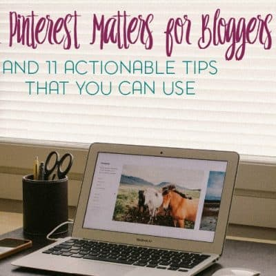 Pinterest Tips for Bloggers and Entrepreneurs