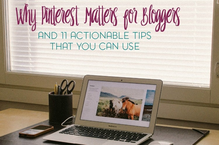 Does Pinterest really make a difference in your social media strategy? Absolutely. Here are some Pinterest tips for bloggers that could also be used for small businesses and entrepreneurs.
