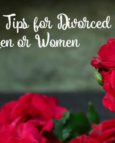 A divorce can be a blessing in disguise. Here are some dating tips for divorced men or women as to when to start dating after divorce.