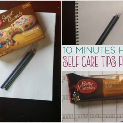 Self Care Tips and Ideas for Moms
