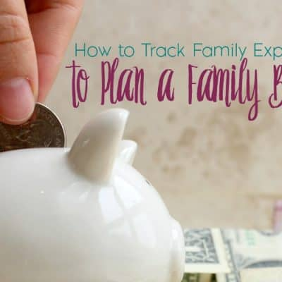 Easy Ways to Track Expenses for a Family Budget