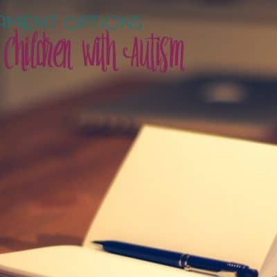 Treatment Options for Children with Autism