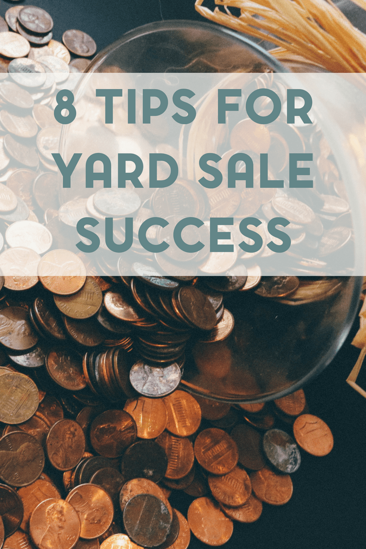 Tips and Tricks for Yard Sale Success 1