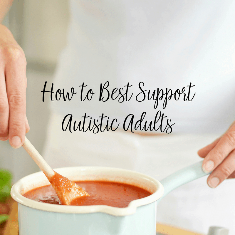 How to Support Autistic Adults and Their Families 1