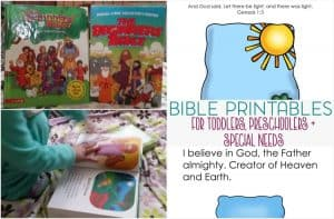 Bible Printable Packs for Kids