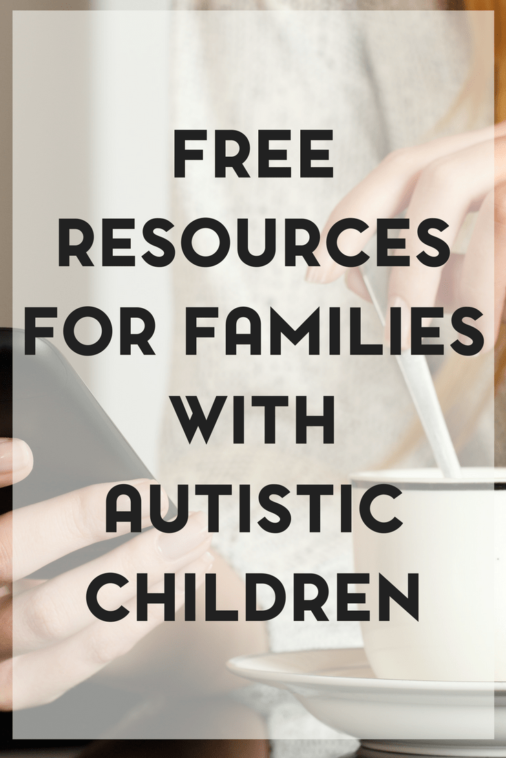 If you have an autistic child, be sure to check out my free resources for families with autistic children.