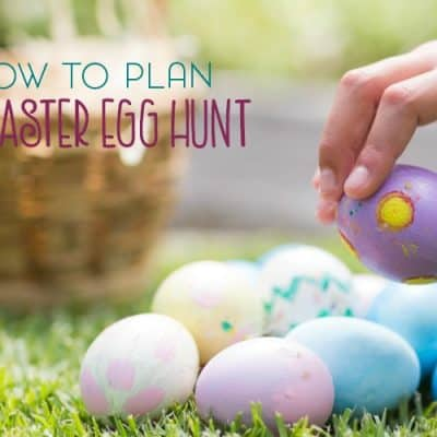 How to Plan an Easter Egg Hunt for Multiple Age Groups