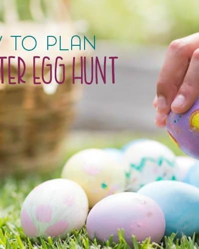 For me, an Easter egg hunt was always one of the more memorable parts of Easter. Here's how to plan an Easter egg hunt.