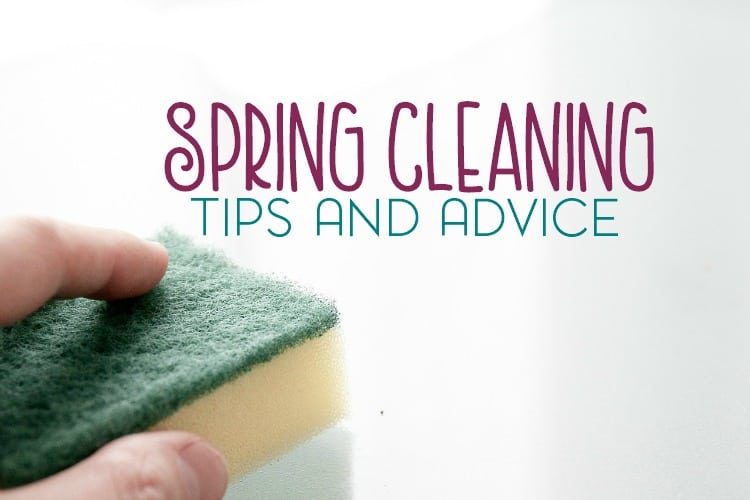 Are you a fan of spring cleaning? I must admit that the thought isn't quite appealing to me. Or at least it wasn't. Here are some spring cleaning tips and advice for people who don't like to clean.