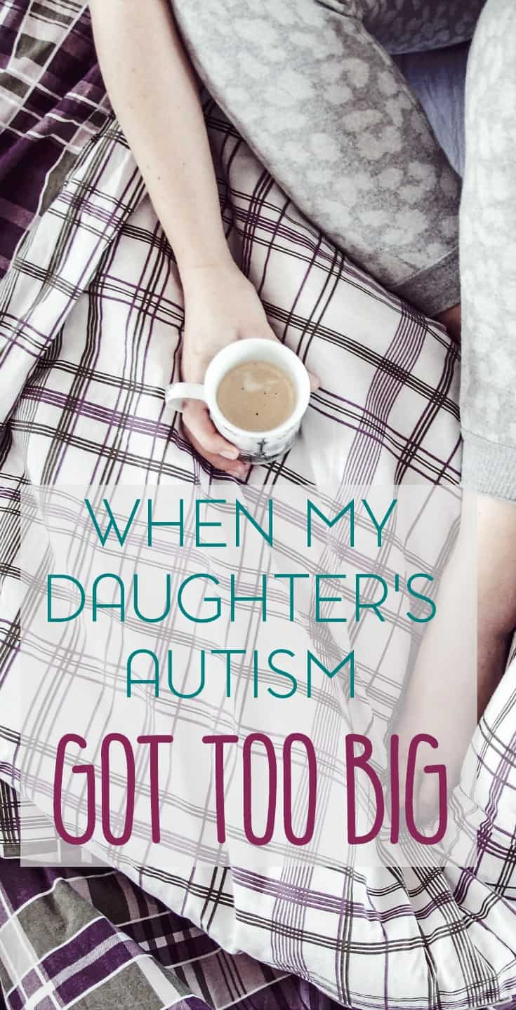 My daughter's autism diagnosis changed my life in so many ways, especially in the first year. Before I realized what was happening, I was overwhelmed with life and I needed help.