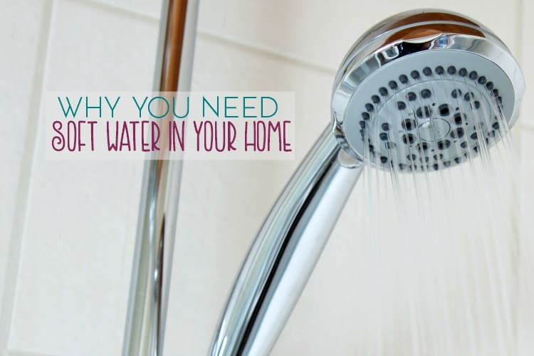 Benefits of Soft Water for You and Your Home