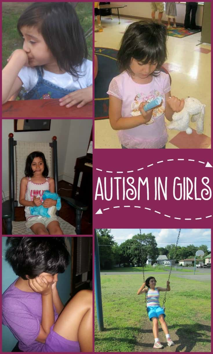 Autism is diagnosed in 1 in 68 children in the United States, with a higher rate in boys than in girls. But why are autistic girls still being missed in the process?