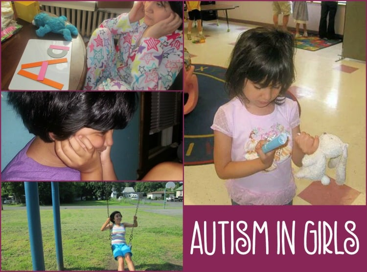 How to Recognize Signs of Autism in Girls: A story from a mom of an autistic girl