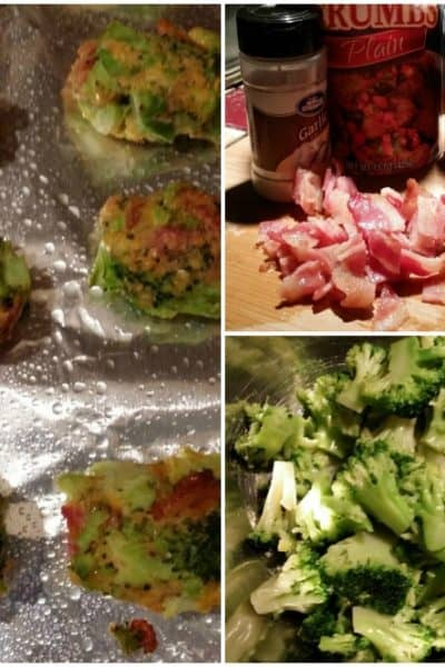 These broccoli and bacon tots are toddler approved and an easy way to sneak in some vegetables.