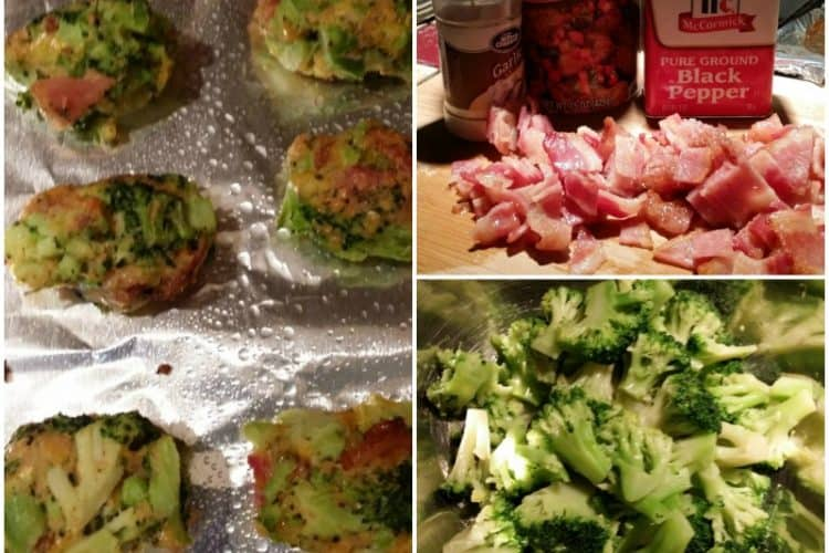 Toddler Approved Broccoli and Bacon Tots