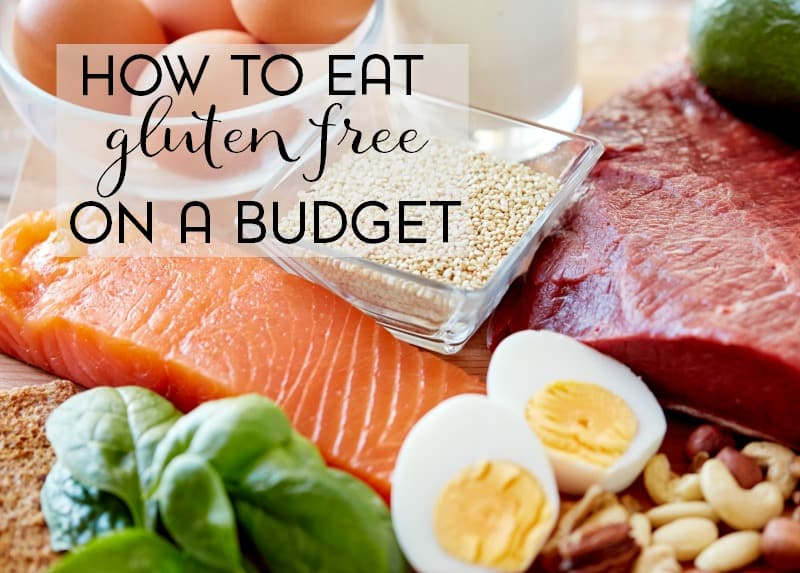 Is it possible to be gluten free on a budget? It's an option that I'm exploring today.