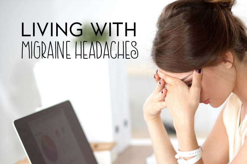 living with migraine headaches post
