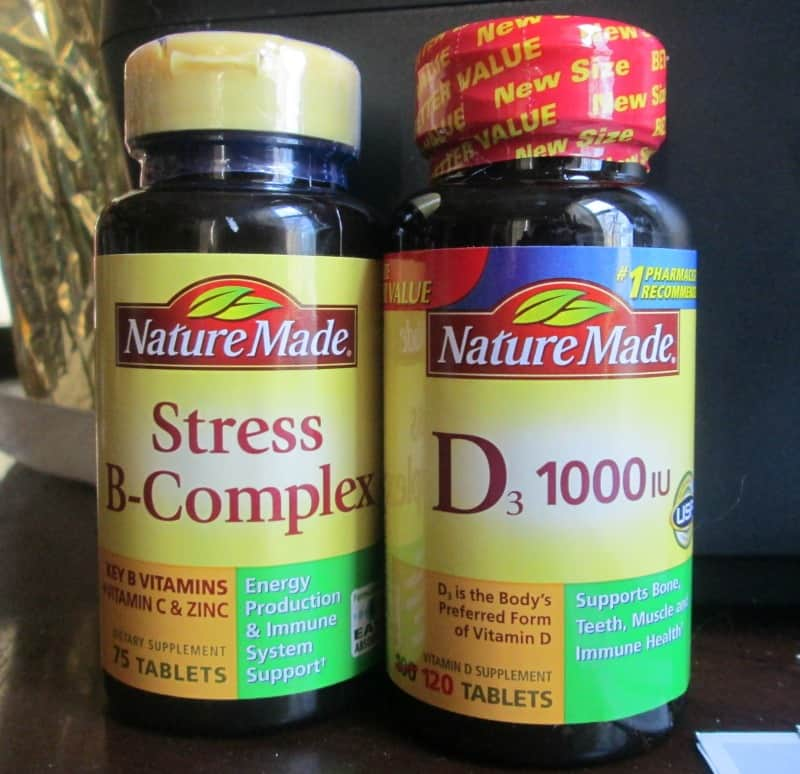 naturemade vitamins for health and wellness