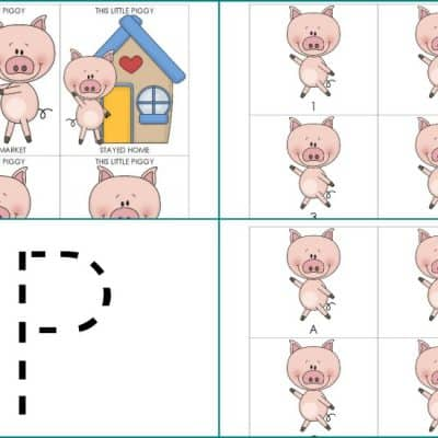 Free This Little Piggy Tot Pack