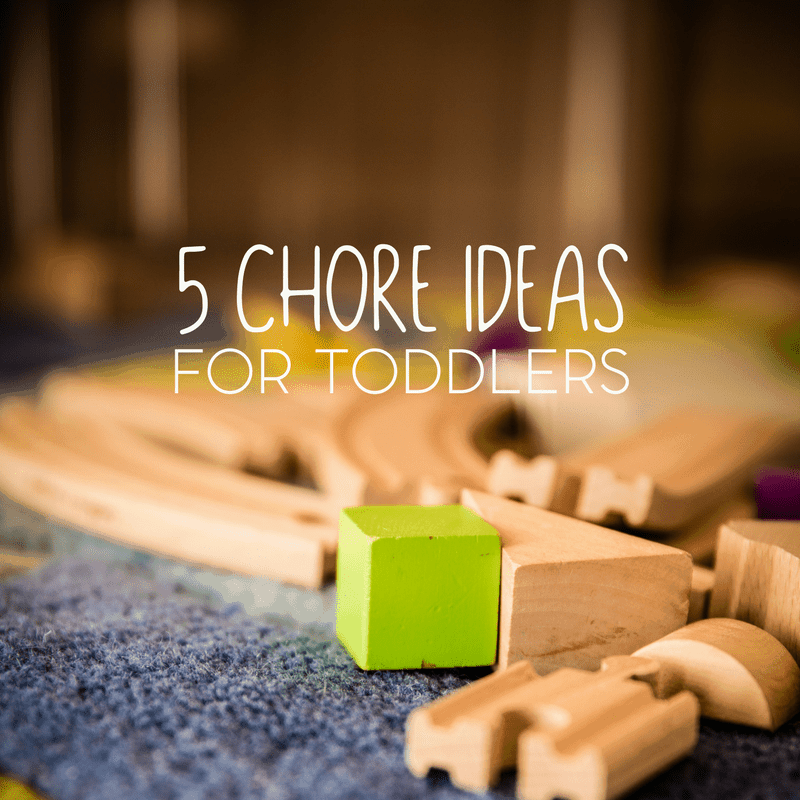 Simple Chore Ideas That a Toddler Can Do 2
