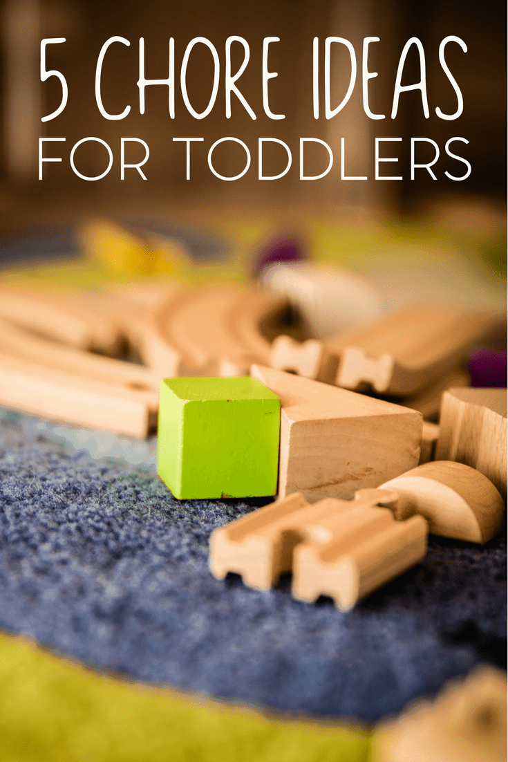 Simple Chore Ideas That a Toddler Can Do 1