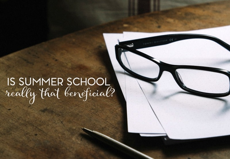 For whatever reason or another, your child may need to attend summer school. But for kids who don't, are parents harming or helping them by sending them summer school?