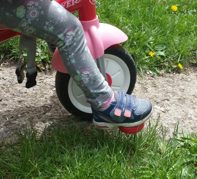 toddler on a trike 2