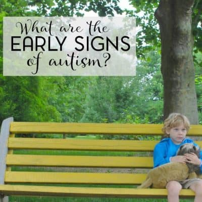 What Are the Early Signs of Autism to Look For?