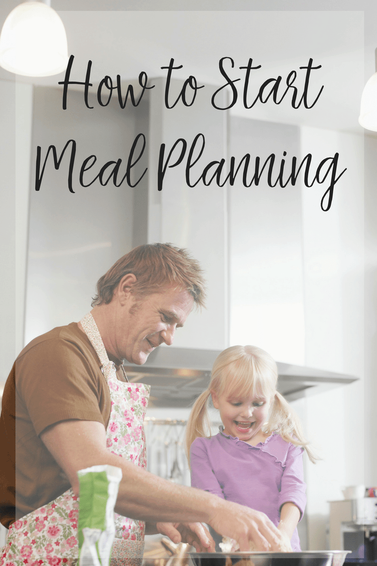 Do you meal plan? Here are some tips for how to start meal planning and prepping.