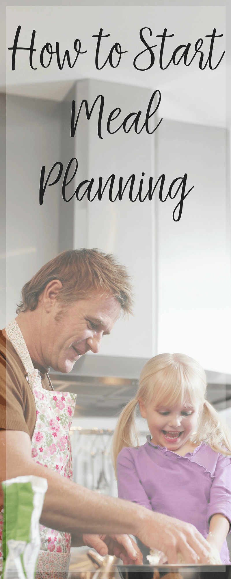 A little bit of plannning can go a long way when it comes to reducing the overall stress of parenting. Here are a few tips for how to start meal planning.
