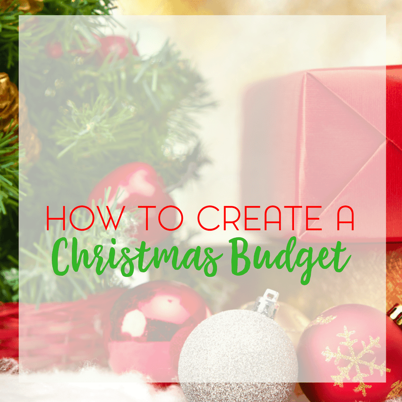 Christmas often leads to overspending. Avoid that by creating a reasonable Christmas budget.