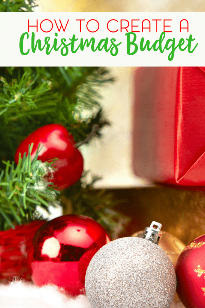 Christmas can tank your finances if you aren't careful. Why not avoid this by creating a Christmas budget?