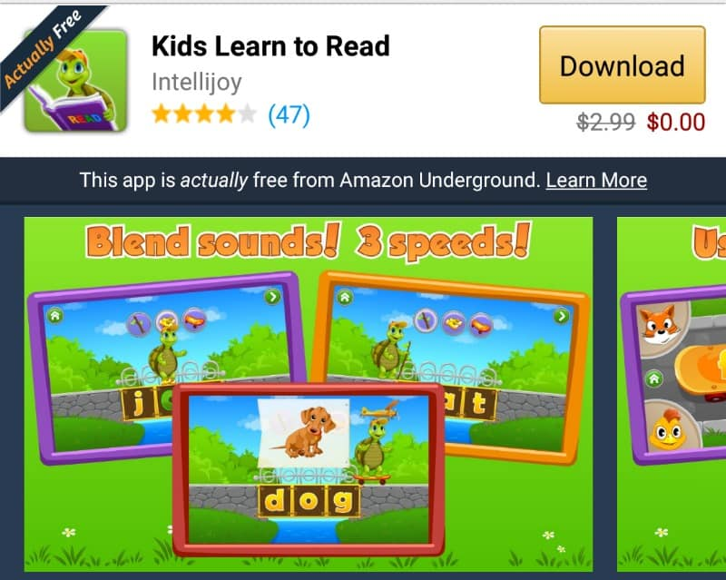 Top Picks for Amazon Underground Apps for Autism