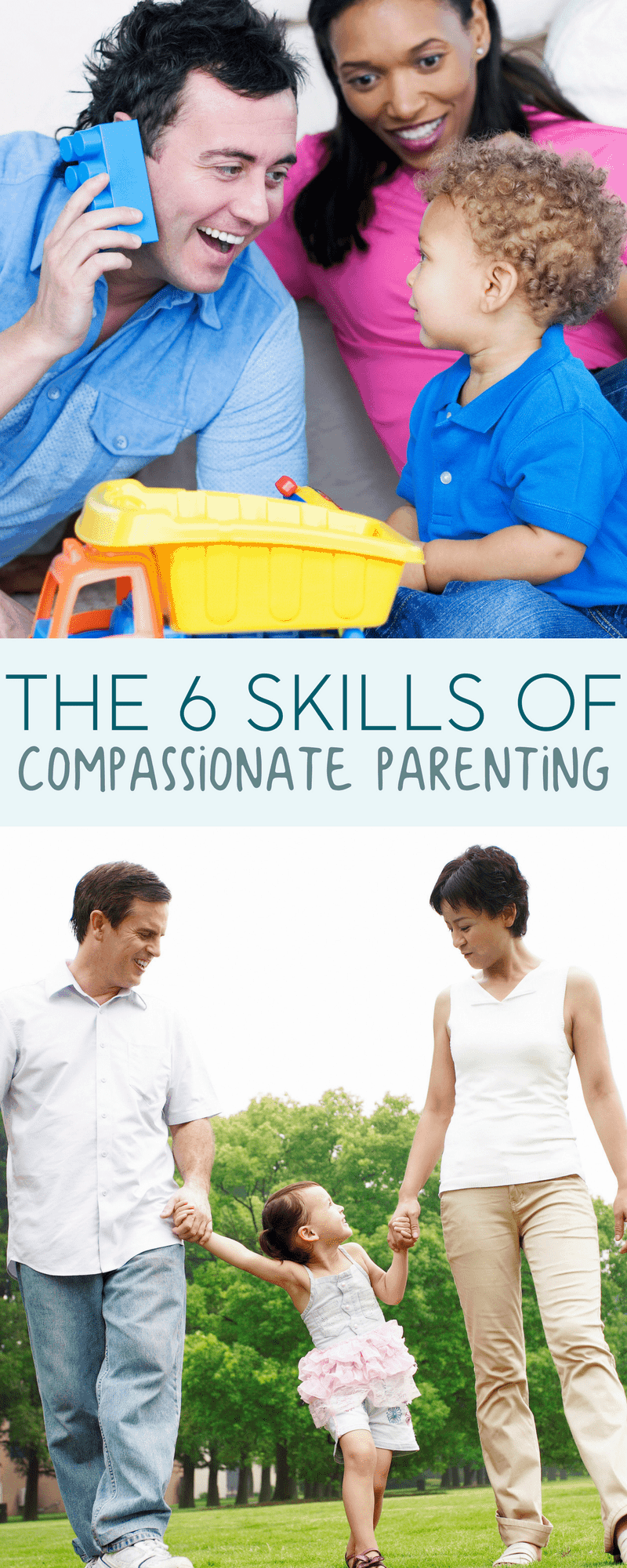 Have you ever heard of compassionate parenting? You may already be practicing some of the skills.