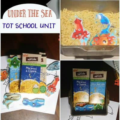 Under the Sea Mini Tot Unit