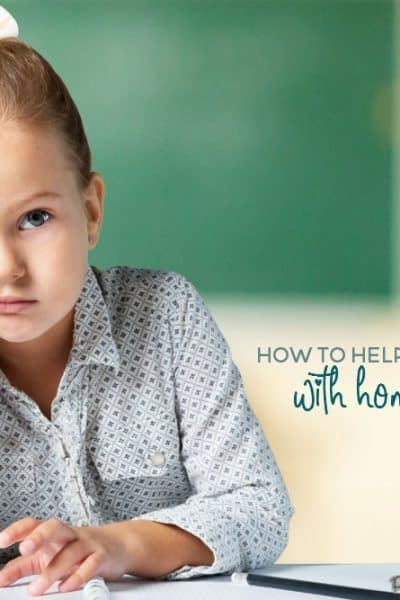 Is homework a costant struggle with your child? Try this seven step approach.