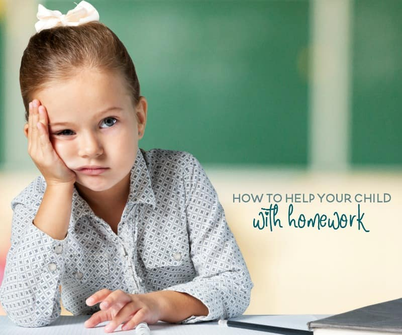 how to help your child with homework and end the struggle at home