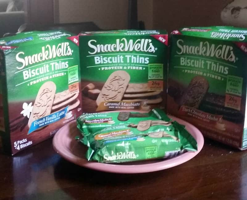 snackwell biscuit thins