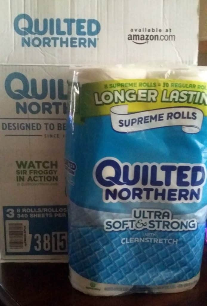 subscribe and save quilted northern