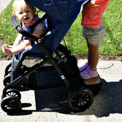 Exploring Albany, NY on Foot with a Baby and Toddler
