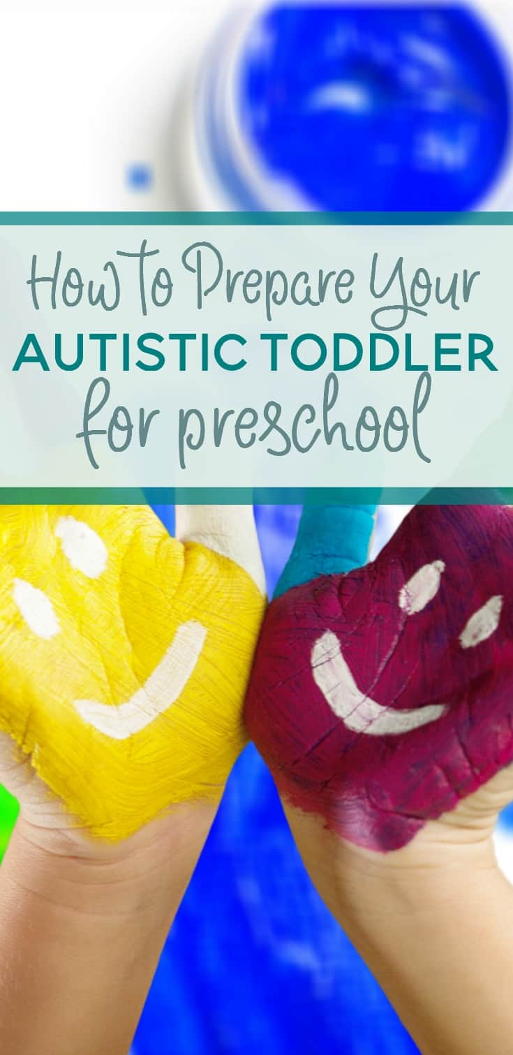 Preschool can be intimidating for any child but may bring about a particular set of anxiety in autistic toddlers. Here are a few tips to help prepare your autistic toddler to attend preschool.