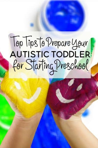 Preparing your autistic child for preschool isn't much different than preparing any other child. There are, however, some differences. Here are my tips for preparing your autistic toddler to attend preschool.