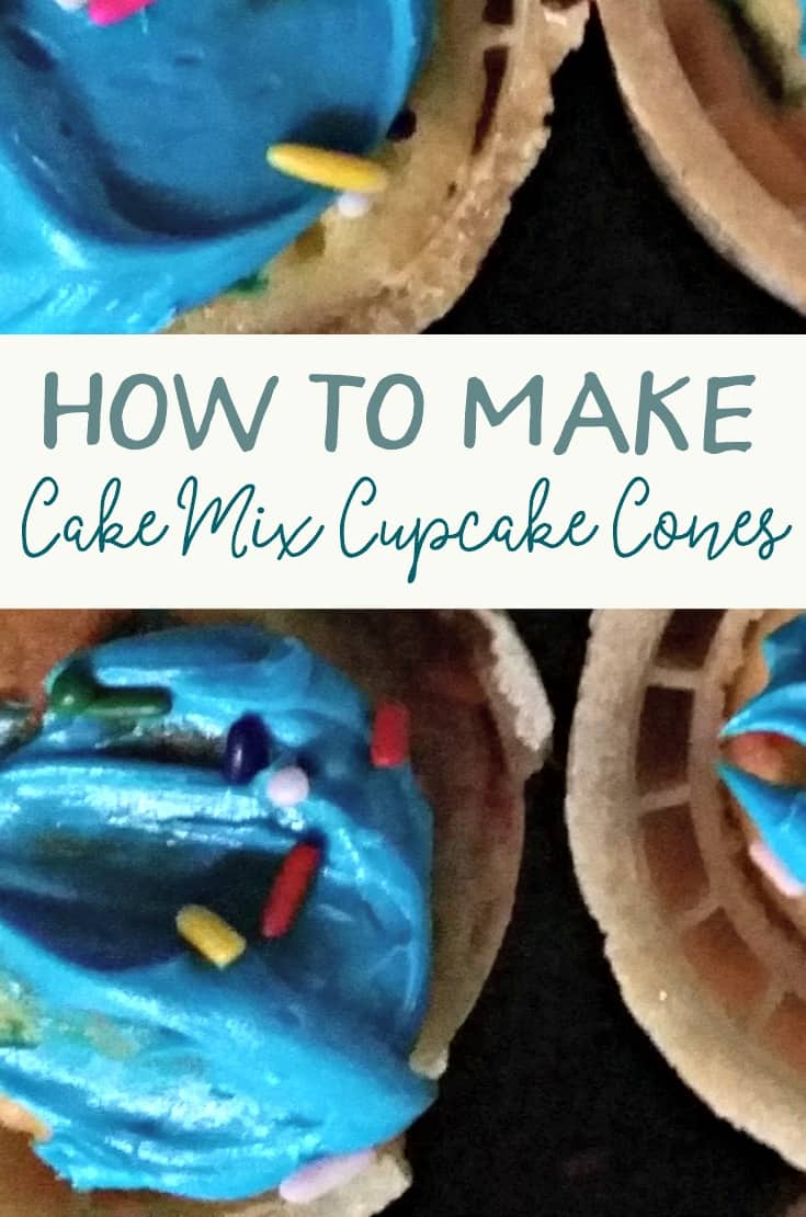 how-to-make-cupcake-cones-from-cake-mix